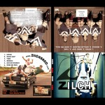 Zilch Band - Album Cover & Design-3