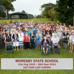Official Group - Moresby Reunion 2015