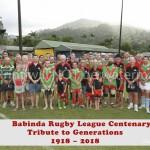 Generations - Babinda-Centen